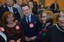 Radni województwa na uroczystej Sesji Sejmiku Woj. Pomorskiego (9 lutego 2020)