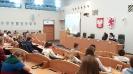 Z uczniami spotkała się Maria Ilnicka-Mądry, Przewodnicząca Sejmiku-2