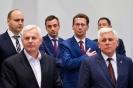 Sesja inauguracyjna VI kadencji Sejmiku Województwa Zachodniopomorskiego (23 listopada 2018)