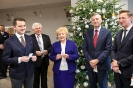 Spotkanie opłatkowe radnych województwa (19 grudnia 2019)