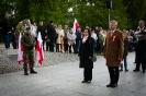 Wiceprzewodnicząca Sejmiku Teresa Kalina podczas uroczystości-1