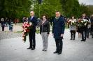 Wiceprzewodnicząca Sejmiku Teresa Kalina podczas uroczystości-7