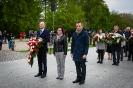 Wiceprzewodnicząca Sejmiku Teresa Kalina podczas uroczystości-8