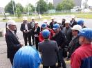 Wizyta studyjna radnych w Warnemünde i Rostock (25 czerwca 2015)