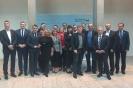 Delegacja Sejmiku WZ na spotkaniu roboczym XVII Forum PRPB -1