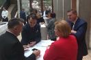 Delegacja Sejmiku WZ na spotkaniu roboczym XVII Forum PRPB -2