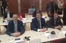 Delegacja Sejmiku WZ na spotkaniu roboczym XVII Forum PRPB -3