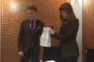 Delegacja Sejmiku WZ na spotkaniu roboczym XVII Forum PRPB -6