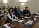 Zachodniopomorscy radni na XVIII Forum Parlamentów Regionalnych Południowego Bałtyku (Elbląg, 2 marca 2020)