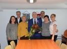 Gryf Zachodniopomorski dla ppłk w st. spocz. Leszka Borowskiego (3 kwietnia 2019)